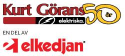 AB Kurt Görans Elektriska Logotyp